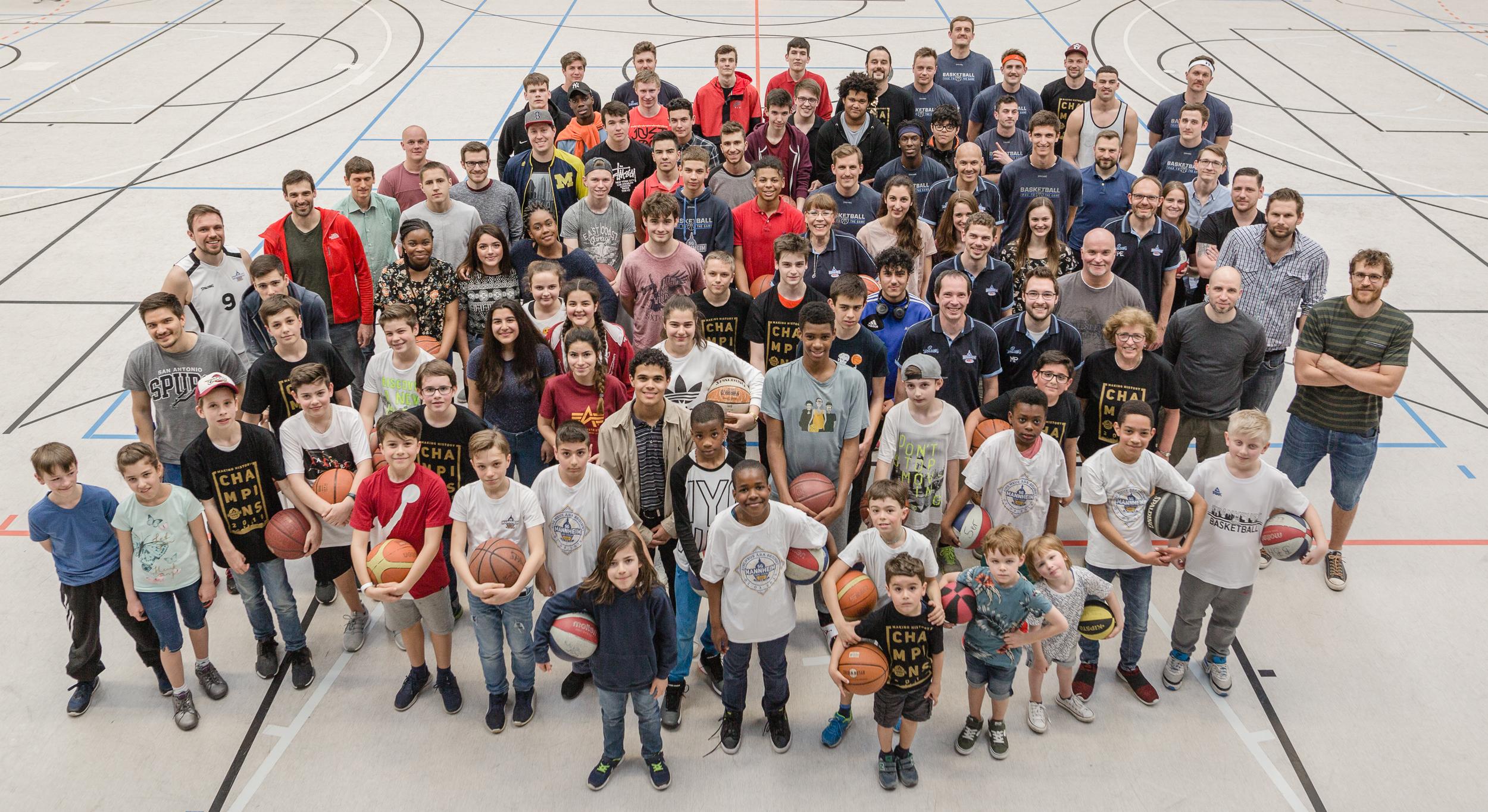 mannheim basketball