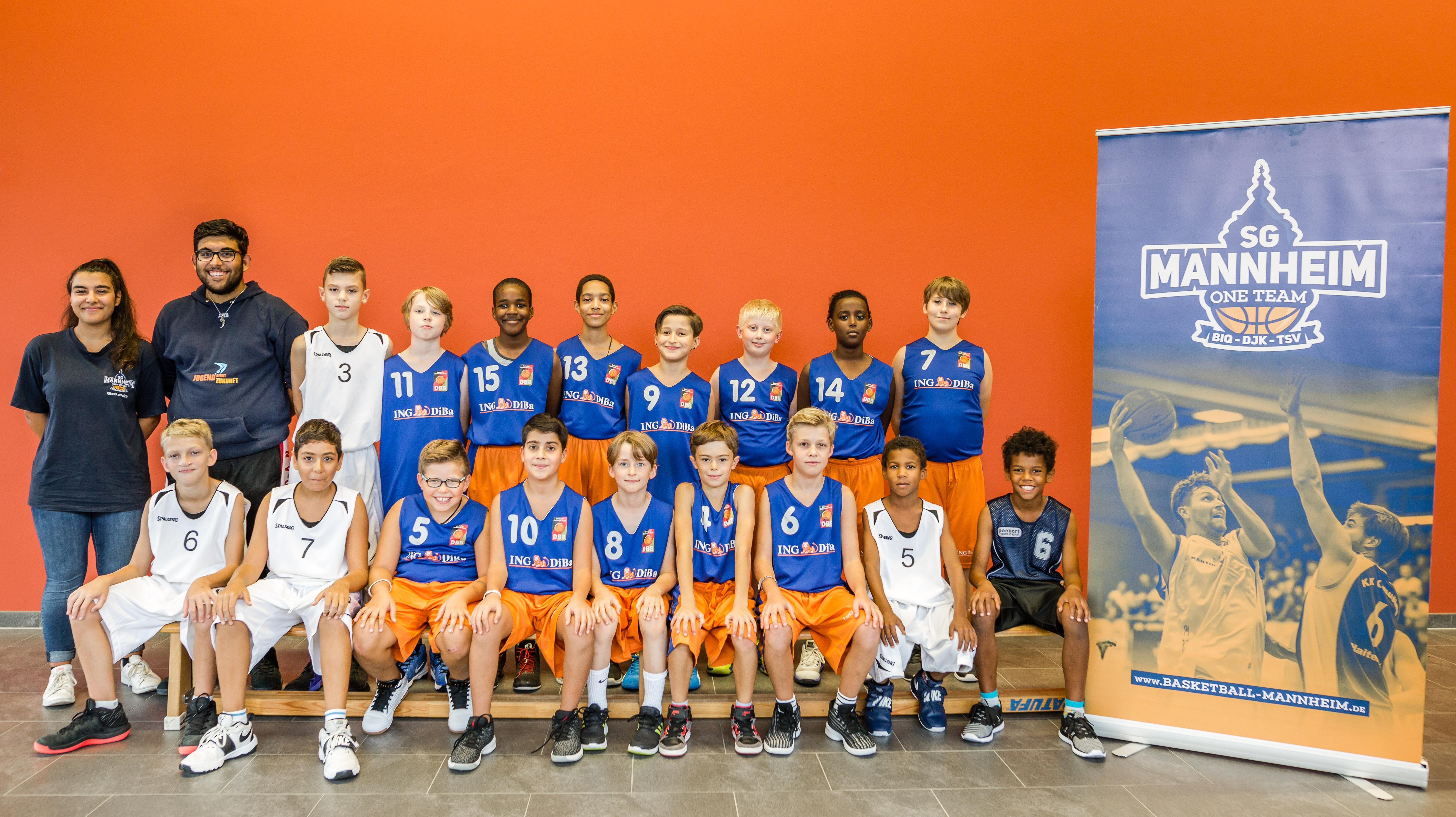 c88c13a9f9c875 U12 MTBA - SG Mannheim Basketball