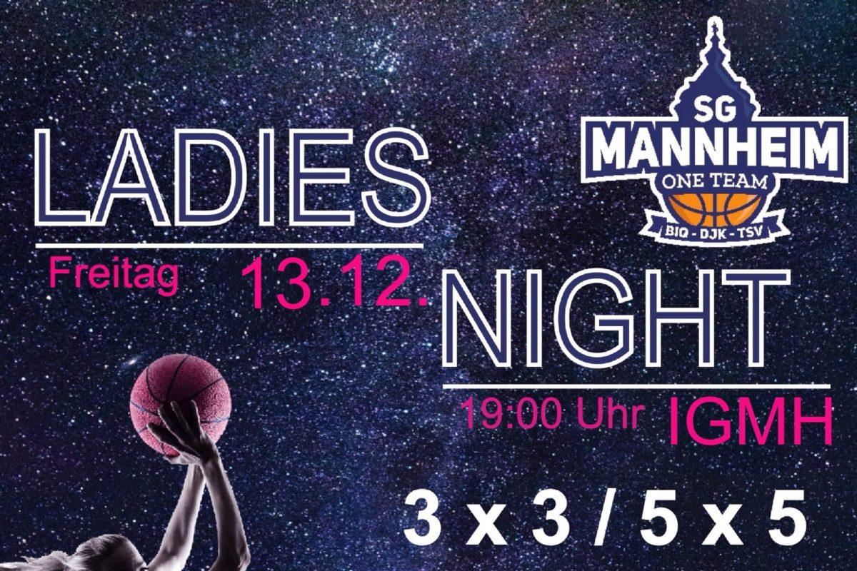 Mannheim Ladies De